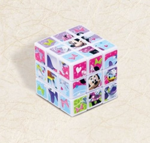 Minnie Mouse Puzzle Cube, Mini - 1