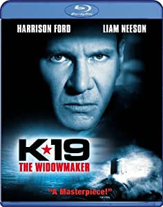 NEW Ford/spruell/neeson/stebbings/ - K-19 The Widowmaker (Blu-ray)