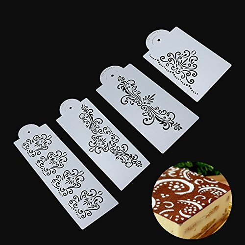 4pcs-stencil-elegant-flowers-fondant-cake-mold-mould-decorating-tools