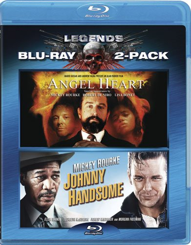 Angel Heart/ Johnny Handsome - Double Feature [Blu-ray]