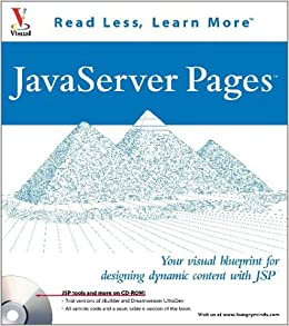 Javaserver Pages Your Visual Blueprint For Designing