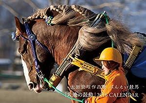 太田宏昭作品集ばんえい競馬「大地の鼓動」2016カレンダー