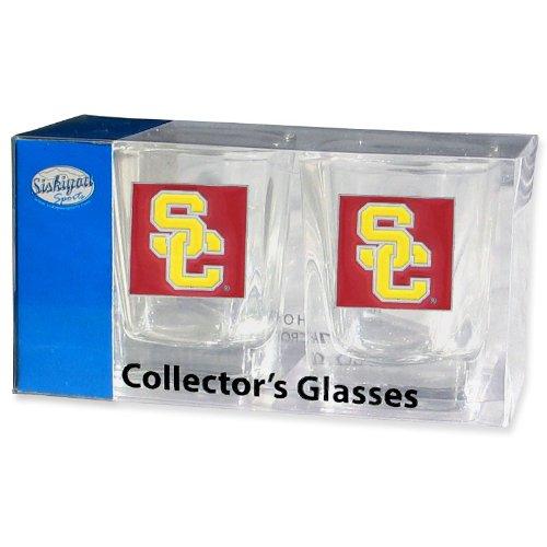 NCAA USC Trojans Shot Glass Set