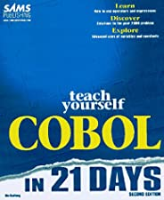 Sams Teach Yourself COBOL in Days by Mo Budlong