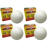 Exploding Golf Ball Four Pack