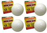 Exploding Golf Ball Four Pack