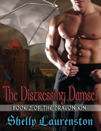 Image of The Distressing Damsel: Book 2 of the Dragon Kin