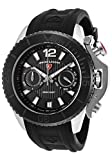 Swiss-Legend-Mens-Scorpion-Quartz-Stainless-Steel-and-Silicone-Automatic-Watch-ColorBlack-Model-14018SM-01-BB