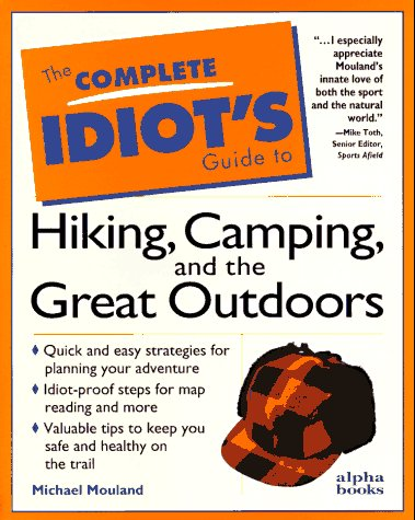 The Complete Idiot's Guide to Hiking and Camping PDF
