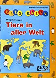 """Kita aktiv """"Projektmappe Tiere in aller Welt"""""""