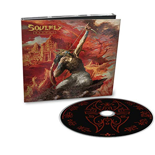 CD : Soulfly - Ritual (Limited Edition, United Kingdom - Import)