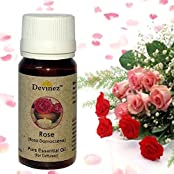 Devinez Rose, Sandalwood Essential Oil For Electric Diffusers/ Tealight Diffusers/ Reed Diffusers, 15ml Each