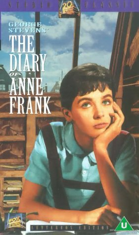 The Diary of Anne Frank [VHS] [UK Import]