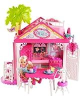 Barbie - BDG50 - Poupée - La Villa De Chelsea