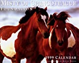 Misty of Chincoteague Foundation calendar