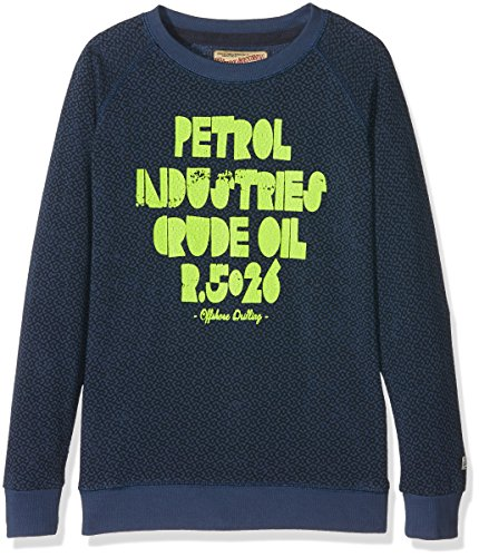PETROL INDUSTRIES SWR427, Felpa Bambino, Bleu (Petro Blue), 16 Anni