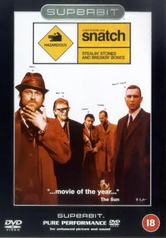 Snatch –Superbit [DVD] [2000]