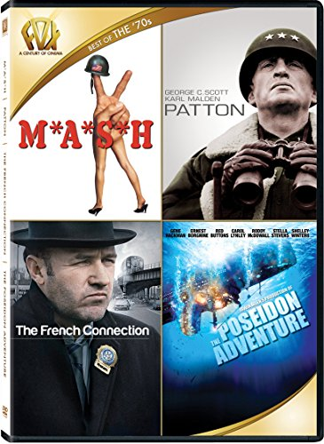 mash-patton-the-french-connection-the-poseidon-adventure-quad-feature