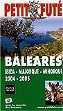 echange, troc Guide Petit Futé - Baléares 2004