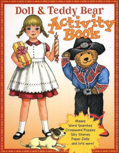 Doll and Teddy Bear Activity Book