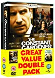 The Constant Gardener/Out Of Africa [DVD]