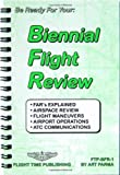 img - for Biennial flight review (Flight bag series) book / textbook / text book