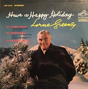 Have a Happy Holiday