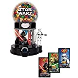 Jelly Belly Star Wars Death Star Machine Dispenser & 3 - 1 oz. Bags Galaxy Sparkling Jelly Beans (Tamaño: 1 Ounces)
