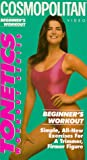 Cosmopolitan Tonetics Workout Series: Beginners Workout [VHS]