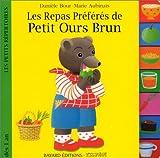 """Afficher """"Les Repas préférés de Petit Ours Brun"""""""