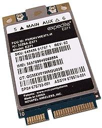 HP 675793-001 lt2523 LTE/HSPA+ mobile broadband minicard module