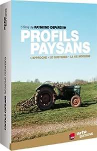 Trilogie Profils paysans : l'approche ; le quotidien ; la vie moderne