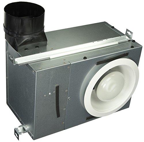 Broan 744SFLNT Humidity Sensing Recessed Fan w/ Fluorescent Light, 4