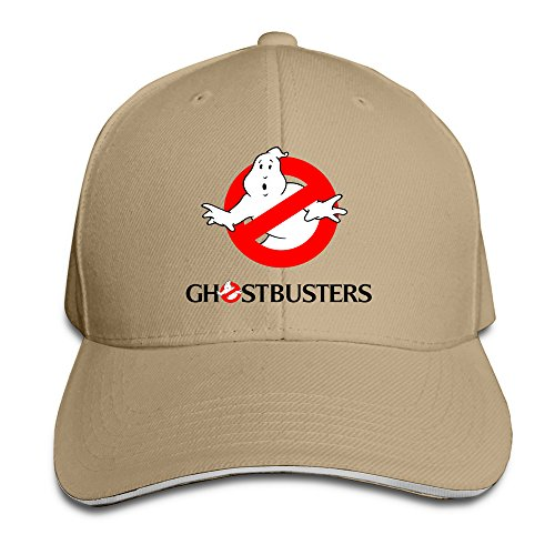 Ghostbusters Adjustable Sandwich Baseball Cap - 8 Colors - One Size - 55 to 59cm
