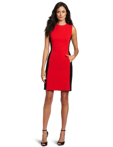 Calvin Klein Women's Soft Crepe Dress