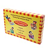 Scholastic High Frequency Readers Box Set with Flashcards & CD ハイフリークエンシーリーダーCD・フラッシュカード付きボックスセット