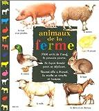 Les animaux de la ferme