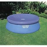 Intex 8' Easy Set Swimming Pool Debris Vinyl Cover Tarp