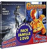 echange, troc Le jour d'après / Garfield - Bi-pack 2 DVD