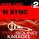 Sing Like 'N Sync v.2 (Karaoke Performance Tracks)