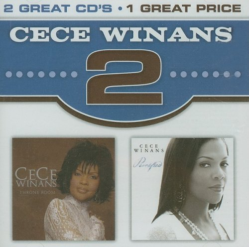 Cece Winans Throne Room Live: Winans Throne Room CD Covers