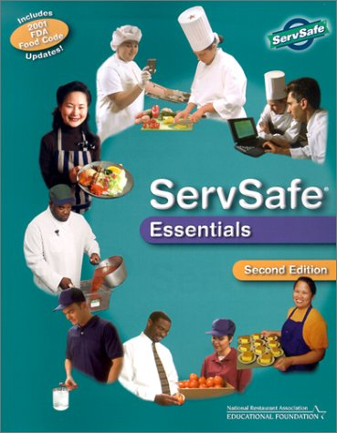 ServSafe Essentials, Second Edition (with the Scantron Certification Exam Form) PDF