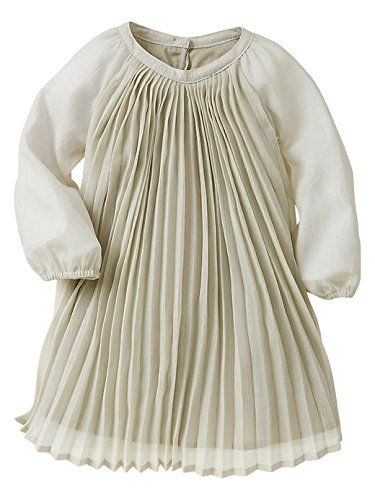 Gap Baby Festive Pleat Party Dress Size 3 Yrs front-1048682