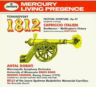 Tchaikovsky - Ouvertures 517HPGZ31WL._500_