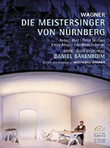 Richard Wagner - Die Meistersinger ... [2 DVDs]