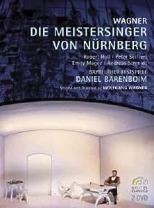 Wagner: Die Meistersinger von Nrnberg [DVD Video] (Sous-titres français) [Import]