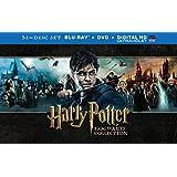 Harry Potter  - Hogwarts Collection [Blu-ray + DVD] [2001] [Region Free]