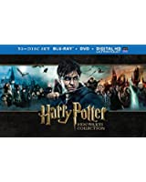 Harry Potter Hogwarts Collection [Blu-ray + DVD] [2001] [Region Free]