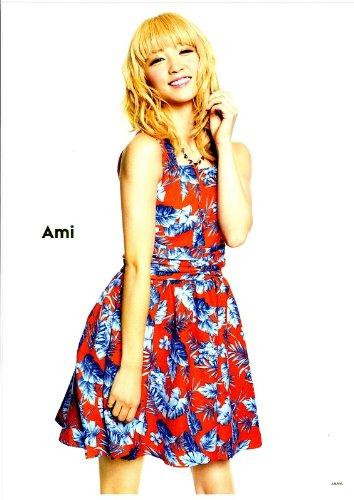 E-girls / Dream ファングッズ A3サイズ ラミネートポスター Type,9265 【Ami】