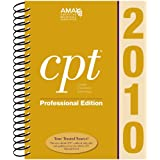 CPT 2010 Professional Edition (Current Procedural Terminology, Professional Ed. (Spiral)) (Cpt / Current Procedural Terminology (Professional Edition)) ~ American Medical...